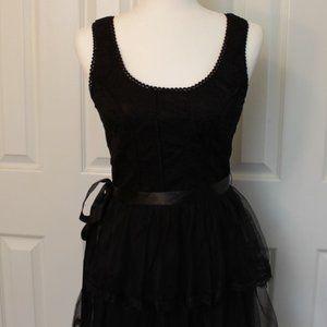 NWOT Gothic Ballerina Dress